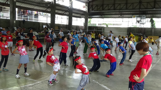 Run! Jump! Learn! The 3rd Cebu Grand Olympics2