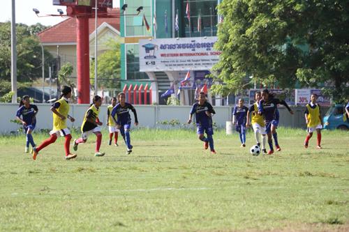 Junior Youth Soccer Festa 2016 In Cambodia1