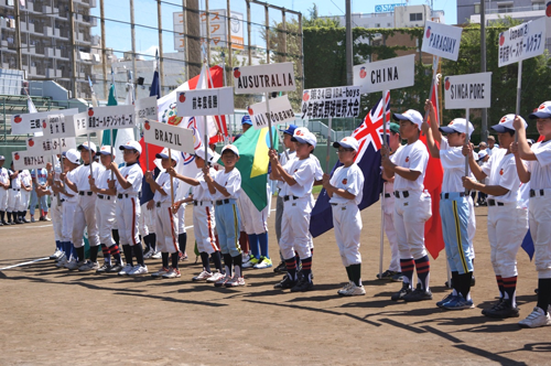 Report of the 34th Shonen Baseball World Cup2