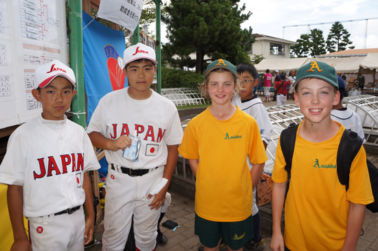 Report of the 34th Shonen Baseball World Cup3