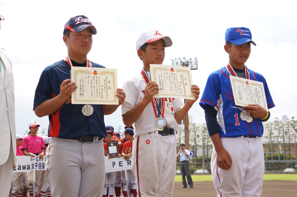 Report of the 34th Shonen Baseball World Cup4