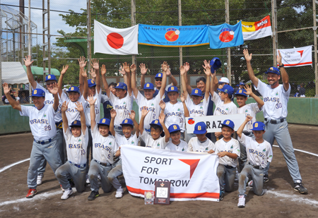 Report of the 34th Shonen Baseball World Cup5