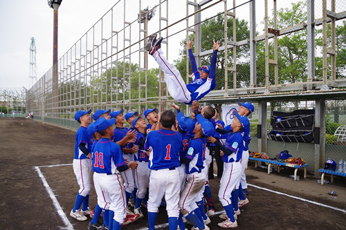 Report of the 34th Shonen Baseball World Cup6