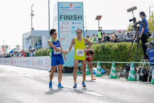 ちばアクアラインマラソン20164