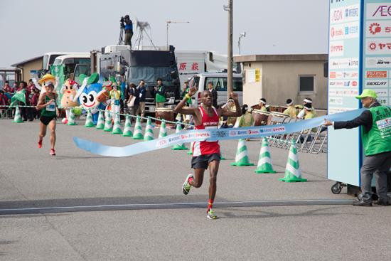 ちばアクアラインマラソン20162