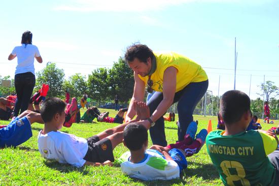 「僕らで世界を動かそう」スポーツが繋ぐ日本とタイ200人の子ども達とその未来2