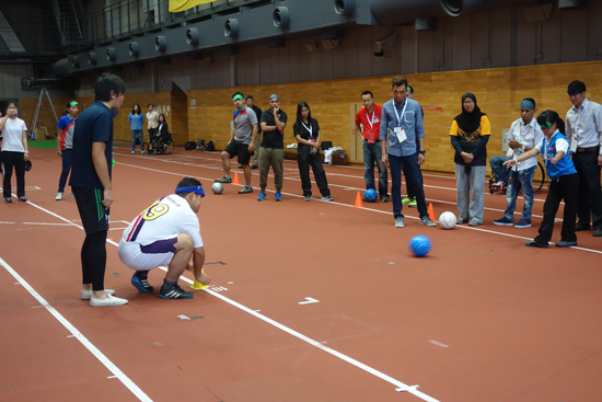 """Para Sport Management Training Workshop"" for the Southeast Asian National Paralympic Committee3"