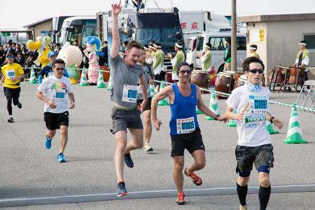 ちばアクアラインマラソン20163