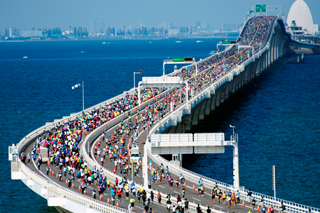 ちばアクアラインマラソン20161