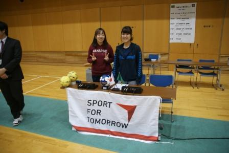 Japan-Zambia Handball Exchange Project2