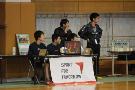 Japan-Zambia Handball Exchange Project4