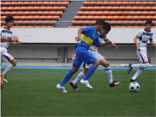 Tokyo International Youth (U-14) Football Tournament2