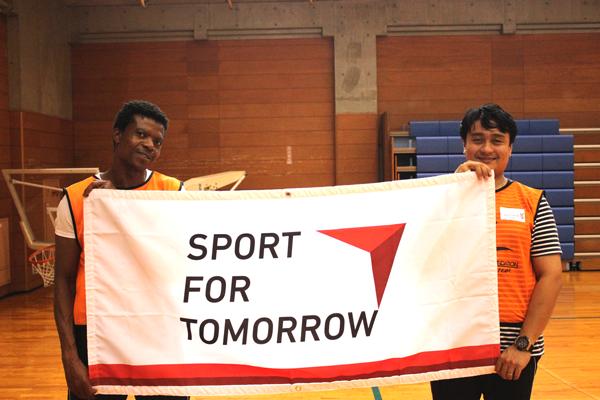 USF Sports Camp in 滋賀 Autumn 20164