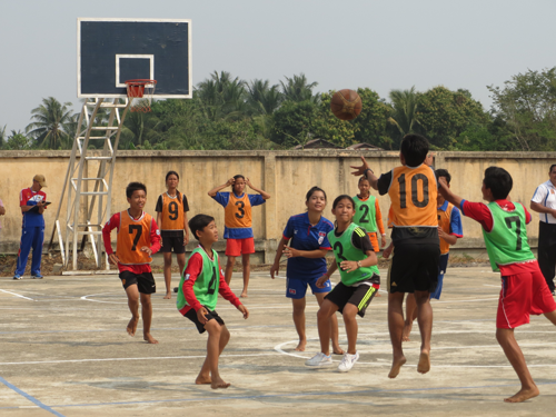 Support for Cambodia Middle School Physical Education Course Guidelines Preparation1
