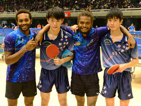 Project to Hold a Four-Country Joint Table Tennis Training Camp5