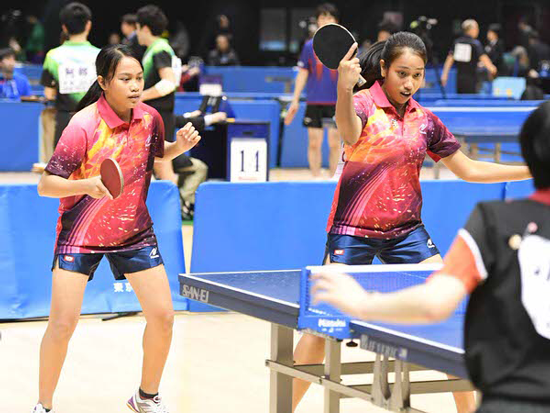 Project to Hold a Four-Country Joint Table Tennis Training Camp4