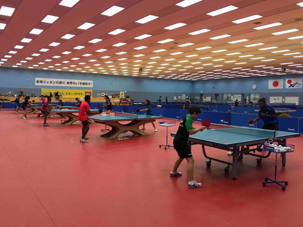 Project to Hold a Four-Country Joint Table Tennis Training Camp3