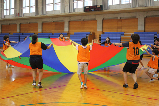 USF Sports Camp in 滋賀 Autumn 20163