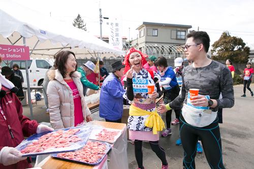 【スポーツ文化ツーリズムアワード入選事業】東北風土マラソン&フェスティバル20171