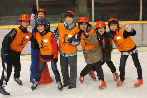 USF Sports Camp in 福島(子ども未来塾)3