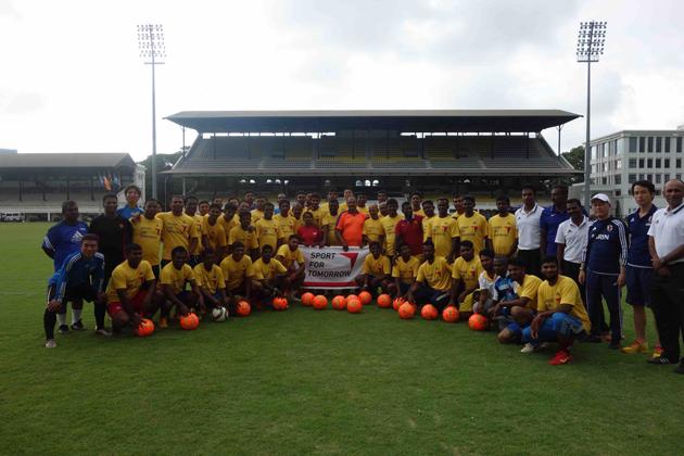 South Asia-Japan U-16 Football Exchange6