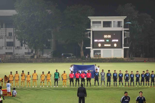 南アジア・日本U-16サッカー交流2