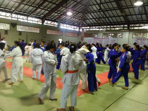 東レ柔道クラブ「Banten Judo Junior Championship 2016」2