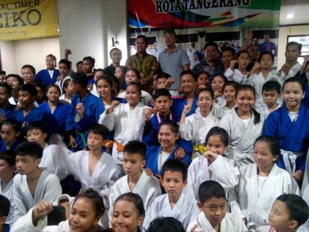東レ柔道クラブ「Banten Judo Junior Championship 2016」1