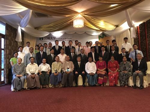 ミャンマー野球普及活動3