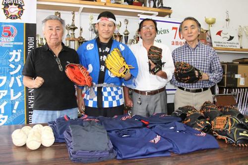 日伯スポーツ振興プロジェクト3