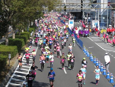 名古屋マラソンフェスティバル(名古屋シティマラソン2017)1