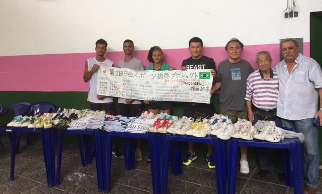 日伯スポーツ振興プロジェクト8