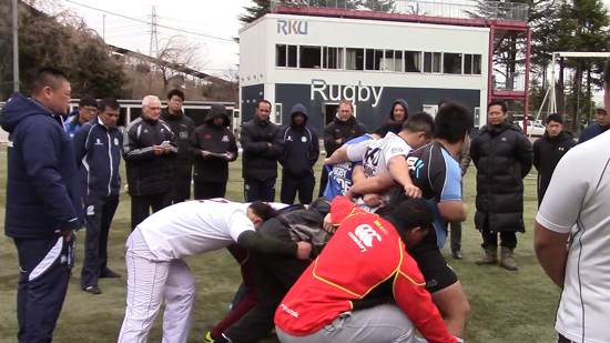 World Rugby & Asia Rugby Performance Development Workshop6