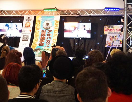 オランダ・ハーグ「AnimeCon2017」でのラジオ体操などの紹介3