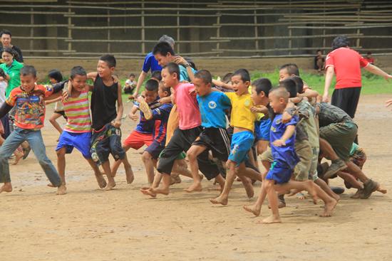 2017年ヌポ難民キャンプサッカーフェスティバル2