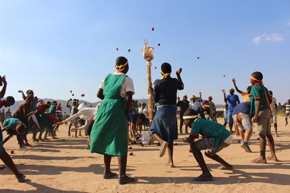 マラウイでのUNDOKAIの開催4