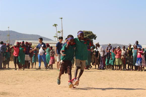 マラウイでのUNDOKAIの開催3