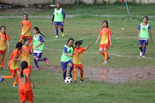 ジュニアユースサッカーフェスタ2017 イン カンボジア1