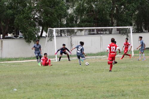 ジュニアユースサッカーフェスタ2017 イン カンボジア2