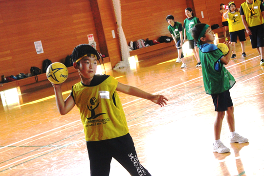 USF Sports Camp in 福島 Summer 20173