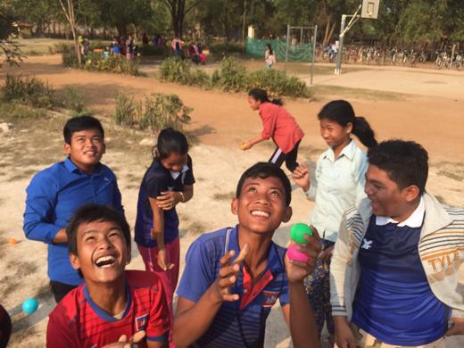 スポーツフェスティバル2017年春 in ポーサット・カンボジア4
