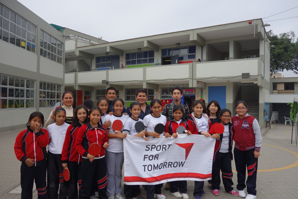 Conducting workshops on Physical Education in Peru and Japan4