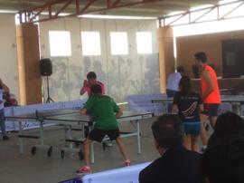 【シニア海外ボランティア活動レポート】メキシコ州に卓球がやってきた1