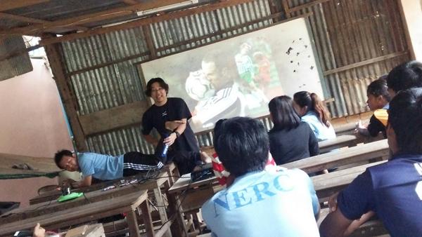 ジュニアユースサッカーフェスタ2017 イン カンボジア4