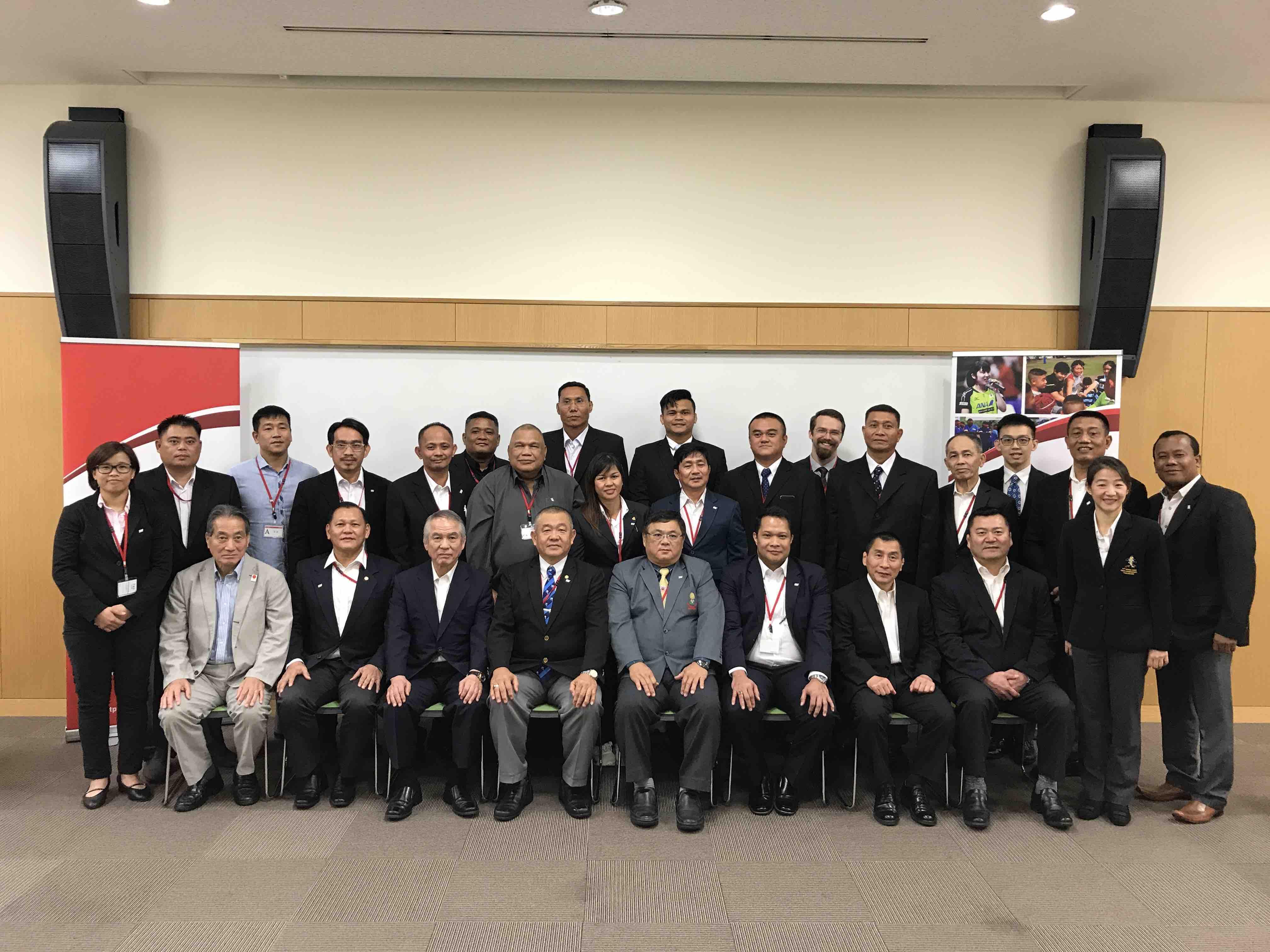 ASEAN 柔道審判・コーチ セミナー4