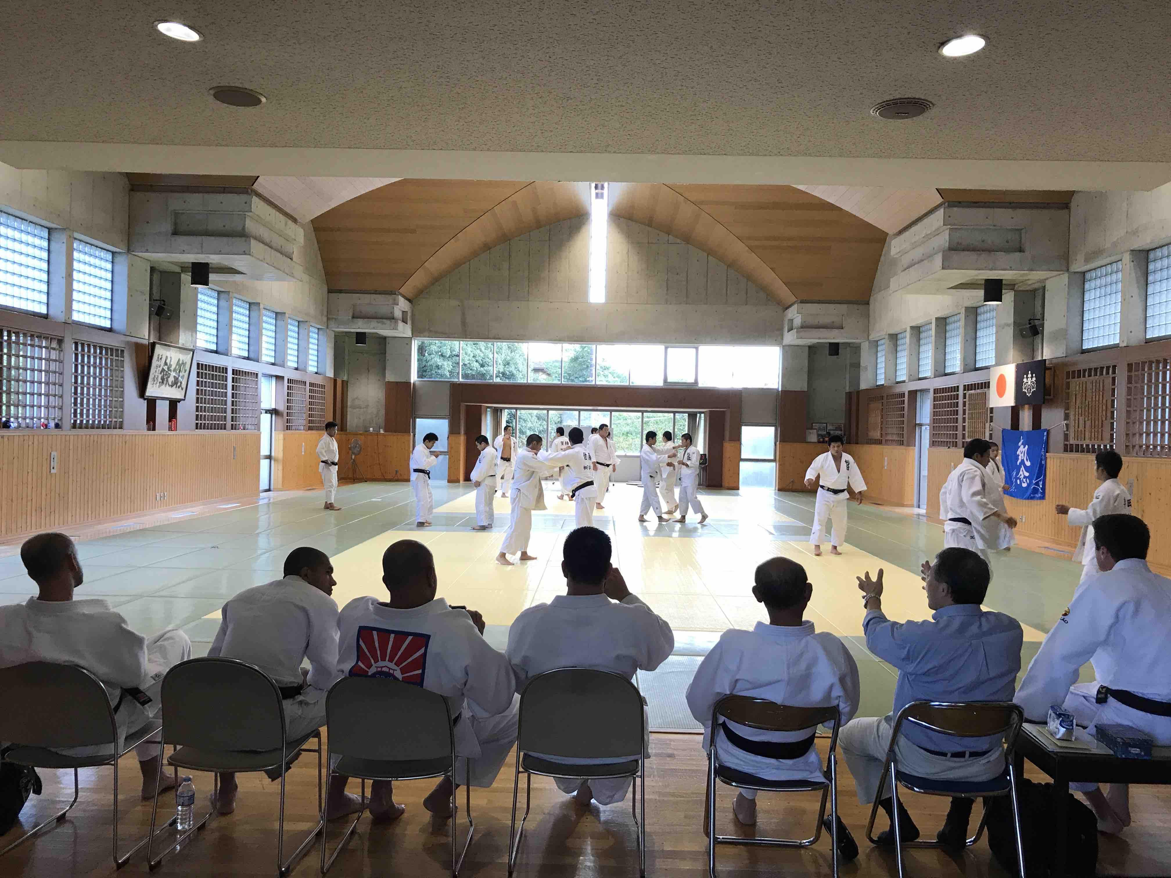 ディスカバリーキャンプ トゥモローズフレンズプログラム〜柔道の学校体育導入支援〜4
