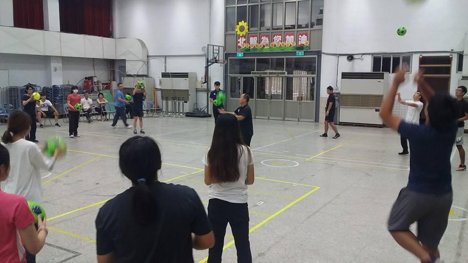 Universal Soccer Festival in Taipei (台湾における知的障がい生徒のためのサッカー教室)2
