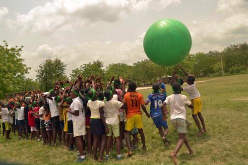 ガーナの子供達と一緒に運動会を作り上げよう!8日間1