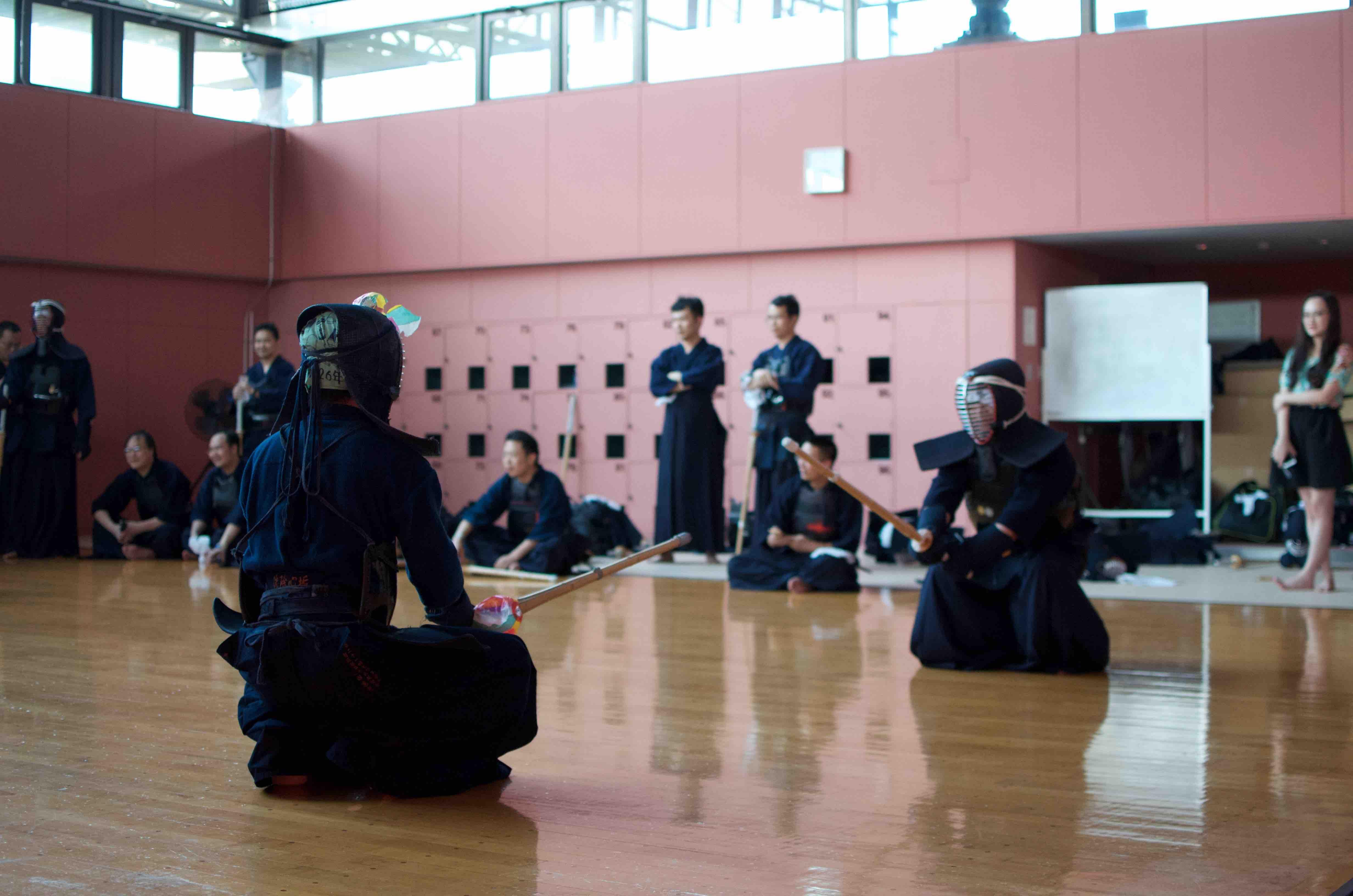 Kendo Experience Tour【SAMURAI TRIP】7