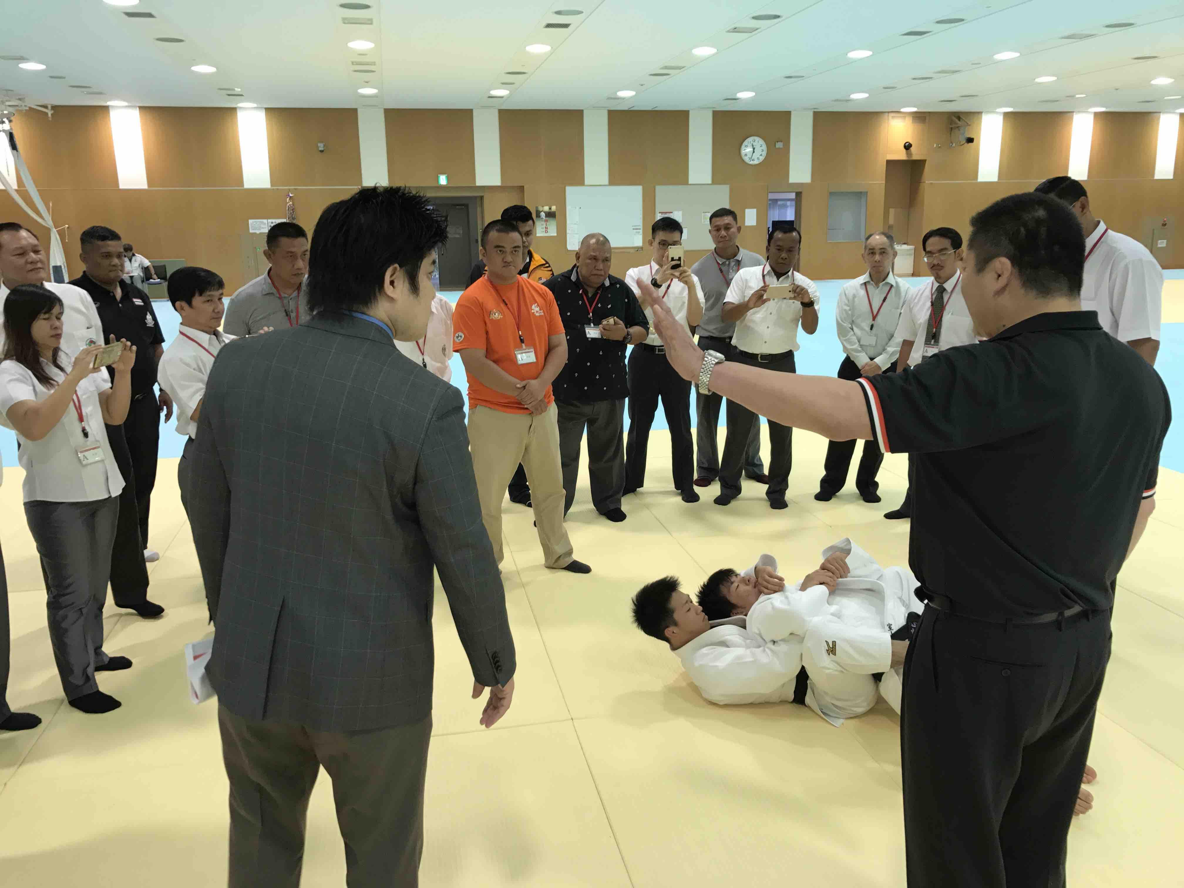 ASEAN 柔道審判・コーチ セミナー3